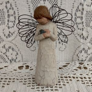 Willow Tree Angel of Healing Pre-Owned No Box
